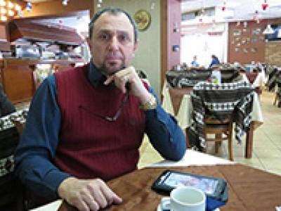 Алтайский бард Борис Бергер