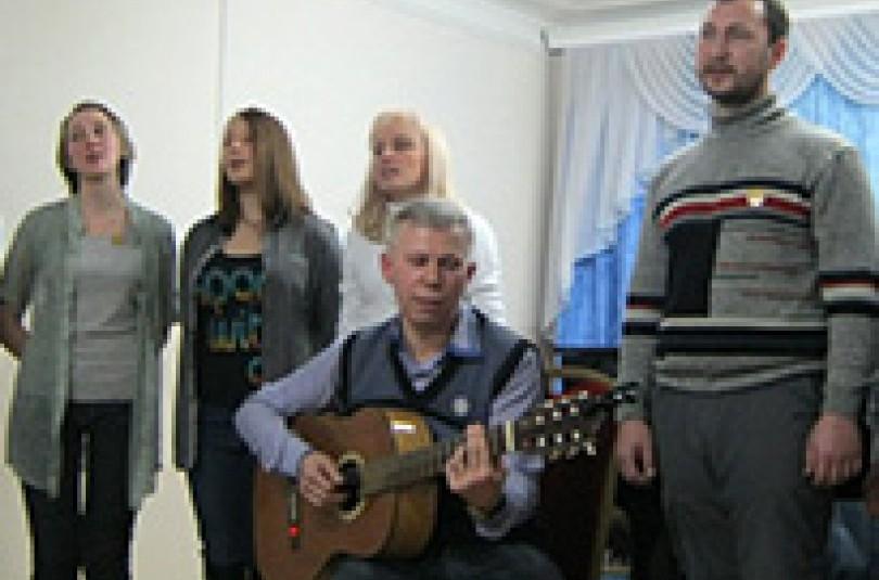 "В музшколе прошел концерт Клуба ""Ля-минор"""