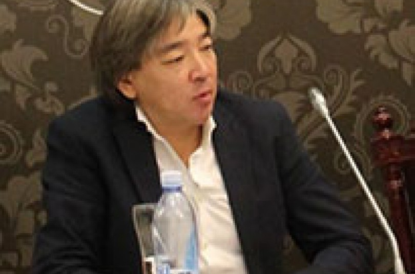 Еркеш Шакеев в Алматы