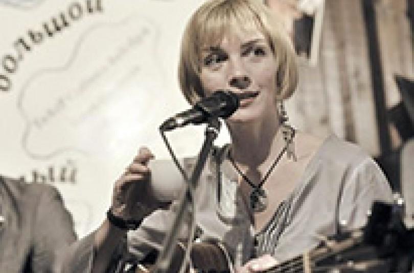 Певица Екатерина Болдырева