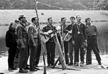 История бардовской песни