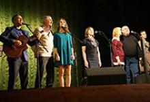 Брянские исполнители бардовской песни открыли новый сезон