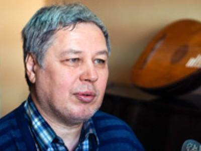 Интервью Виталий Харисов