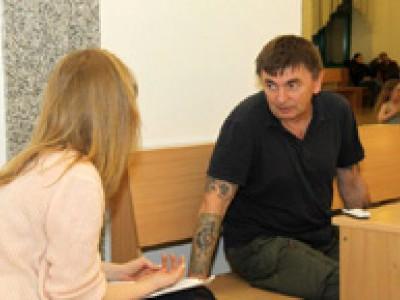 Беседа с Андреем Козловским в Казани