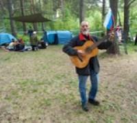 Июньский вечер в Кузьмолово