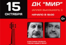 Концерт Мищуков