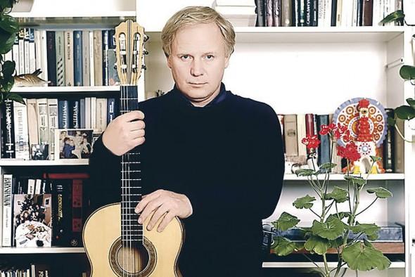 Александр Дольский. Фото Валерий Плотникорва