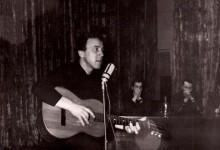 Авторская песня в Красноярске: Выступление Юрия Кукина и Валентина Вихорева