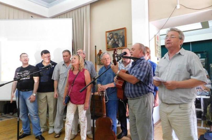 Концерт к 70-летию со дня рождения Владимира Ланцберга