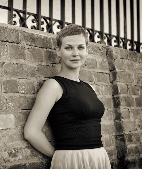 Ирина Колесникова, ставшая лауреатом 5-го слета молодых литераторов в Большом Болдино