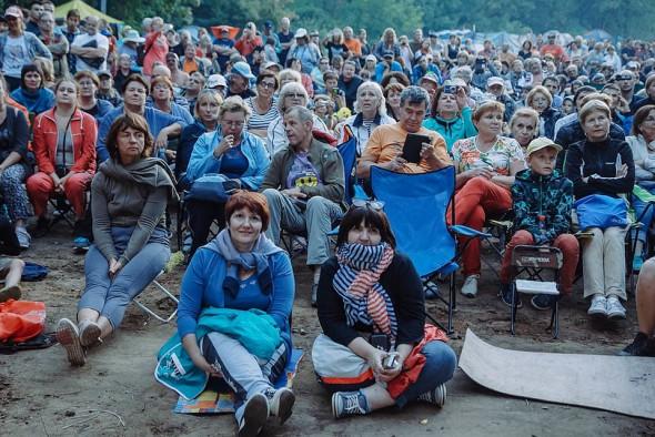 Фестиваль собирает гостей со всей страны
