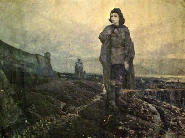 Картина М. Анчарова