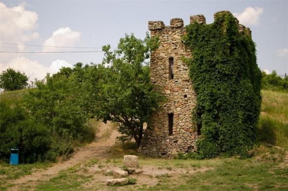 Танаис. Башня поэтов.