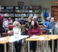 Вечер песни в библиотеке Таганрога