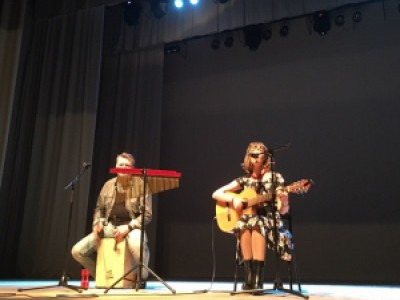 В Саранске состоялась премьера песни Екатерины Болдыревой