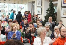 Арт-кафе «Компромисс»: 18 лет творчества