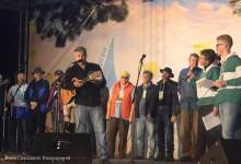 В Кургане отгорели «Бардовские костры — 2019»