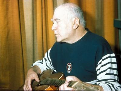 Он нашёл себе слово: памяти Михаила Анчарова