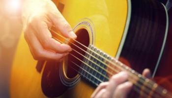 Изгиб гитары