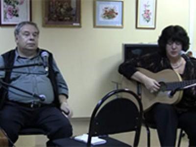 Концерт В.Бережкова и Н.Сосновской